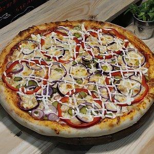 Пицца Полло, СушиМания
