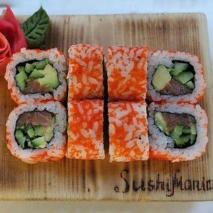 Калифорния с лососем, СушиМания - Гомель