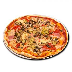 Пицца По-итальянски, Pizza Sole Mio