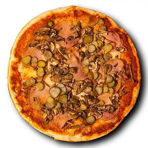 Пицца Строганоff, Pizza Sole Mio