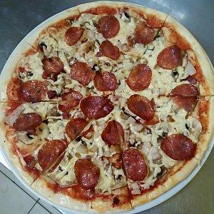 Шеф-пицца, Pizza Sole Mio