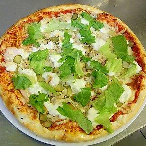 Пицца Чизбургер, Pizza Sole Mio