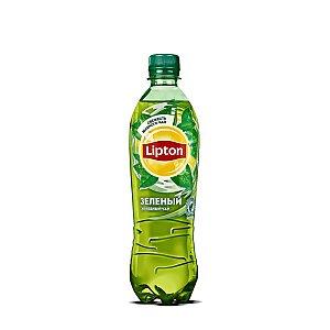 Липтон холодный зеленый чай, BURGER KING - Минск