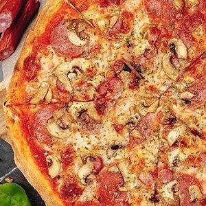 Пицца Баварская, Кафе ПиццаСуши
