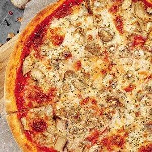 Пицца Грибная, Кафе ПиццаСуши