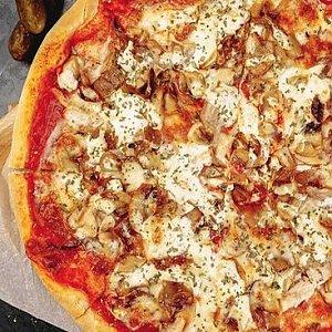Пицца Кальцоне, Кафе ПиццаСуши