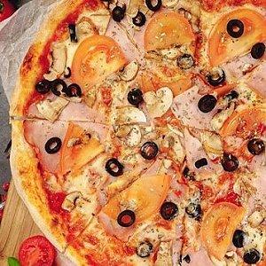 Пицца Капричоза, Кафе ПиццаСуши