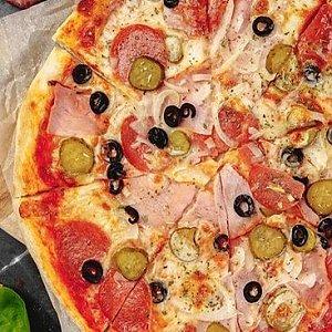 Пицца Пикантная, Кафе ПиццаСуши