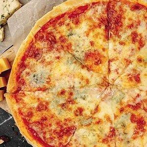 Пицца Четыре сыра, Кафе ПиццаСуши