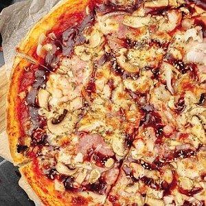 Пицца Барбекю, Кафе ПиццаСуши