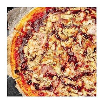 Заказать Пицца Барбекю, Кафе ПиццаСуши