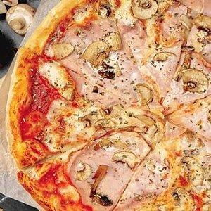 Пицца Прошутто э Фунги, Кафе ПиццаСуши