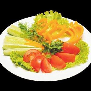 Овощная нарезка, Албена