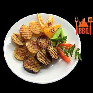 Овощи на барбекю, Албена