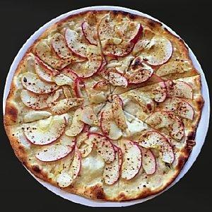 Пицца Яблочный штрудель, Албена
