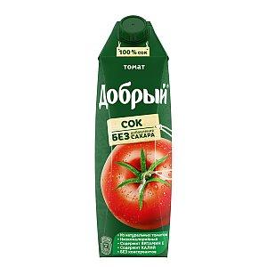 Добрый томатный сок 1л, Албена