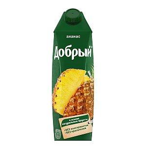 Добрый ананасовый нектар 1л, Албена