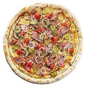 """Пицца Double taste """"Да Винчи"""" 43см, Pizza&Coffee - Бобруйск"""