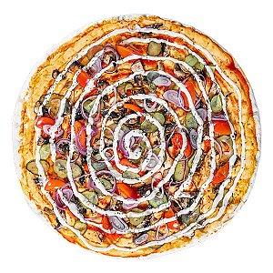 Пицца Грибы и Черри 25см, Pizza&Coffee - Бобруйск