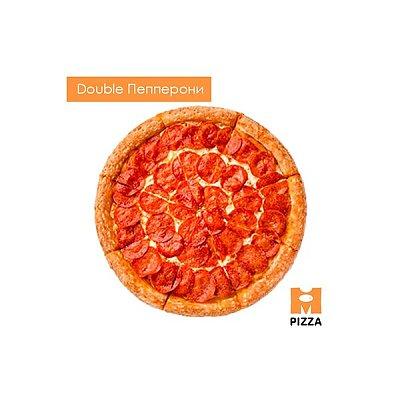 Заказать Пицца Double Пепперони 40см, Монстр Пицца