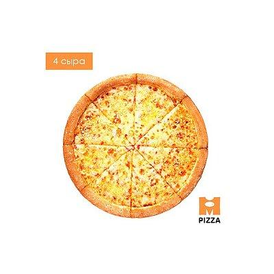 Заказать Пицца 4 Сыра 40см, Монстр Пицца