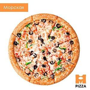 Пицца Морская 40см, Монстр Пицца