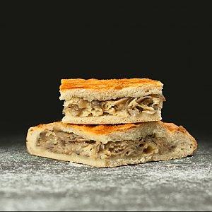 Пирог с грибами и сыром (1200г), Пироговая.by