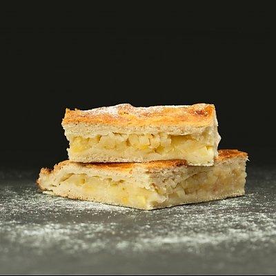 Заказать Пирог с лимоном и яблоками (1200г), Пироговая.by
