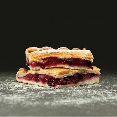 Заказать Пирог с яблоком и смородиной (1200г), Пироговая.by