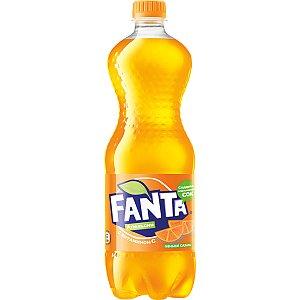 Fanta Апельсин 1л, ДымОК