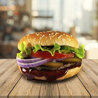 Заказать Гамбургер, ДымОК
