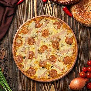 Пицца Мясная 30см, Pizzman