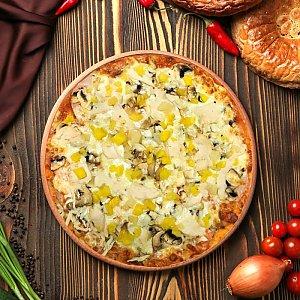 Пицца Гавайская 40см, Pizzman