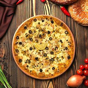 Пицца Морская 40см, Pizzman