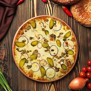 Пицца Чизбургер 40см, Pizzman