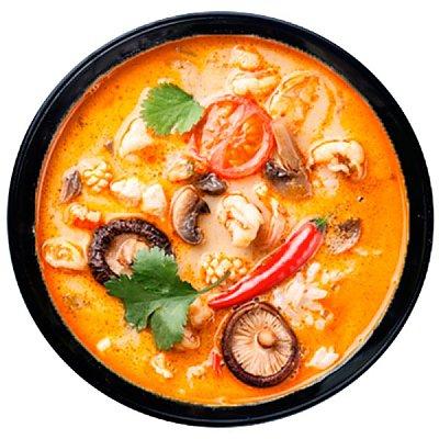 Заказать Тайский Суп Том-Ям, WOK - Минск