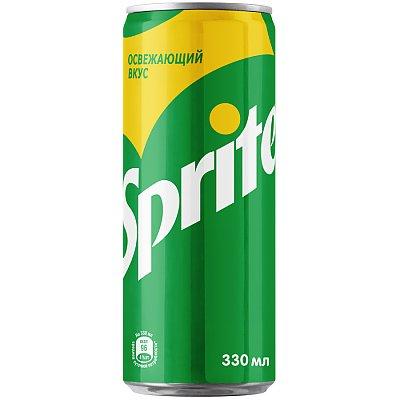Заказать Sprite 0.5л, WOK