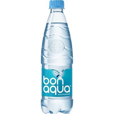 Заказать BonAqua негазированная 0.5л, WOK