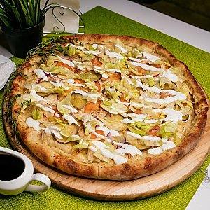 Пицца по-питерски 30см, MARTIN PIZZA + SUSHI