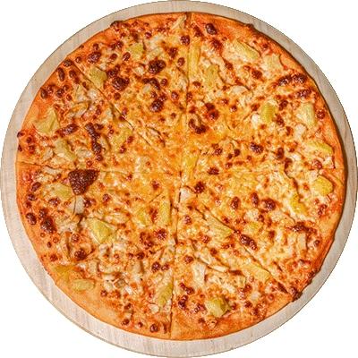 Заказать Пицца Чикен & Ананас 22см, MARTIN PIZZA + SUSHI