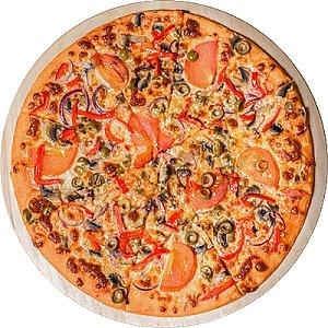 Пицца Вегетарианская Light 36см, MARTIN PIZZA + SUSHI