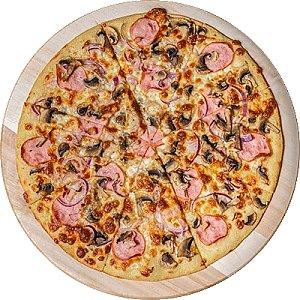 Пицца Карбонара Delux 36см, MARTIN PIZZA + SUSHI