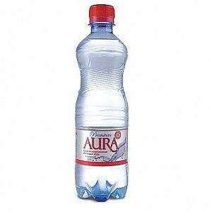 Aura среднегазированная 0.5л, MARTIN PIZZA + SUSHI