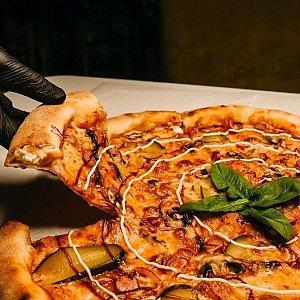 Мега Пицца Охотничья 48см, MARTIN PIZZA + SUSHI