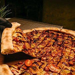 Мега Пицца Баварская с перчиком 48см, MARTIN PIZZA + SUSHI
