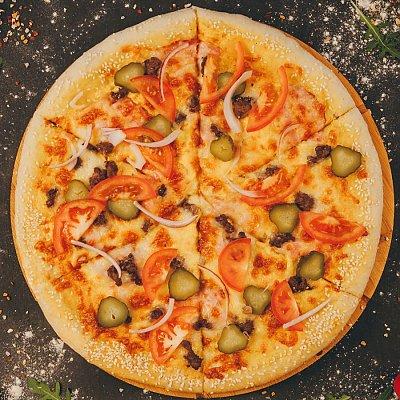 Заказать Пицца Чизбургер 32см, Буфет