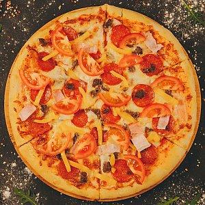 Пицца Супермясная 32см, Буфет