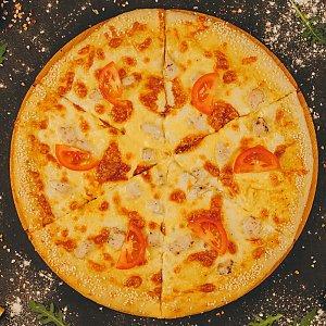 Пицца Сырный цыпленок 32см, Буфет