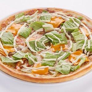 """Пицца """"Бургер"""" детская (26см), Pizza Smile - Могилев"""