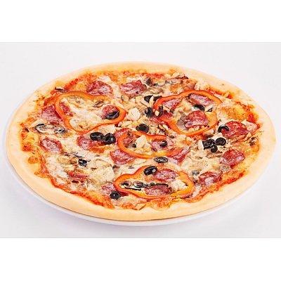 """Заказать Пицца """"Сытная"""" большая (32см), Pizza Smile - Могилев"""